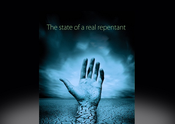 The state of a real repentant