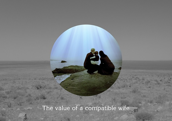The value of a compatible wife