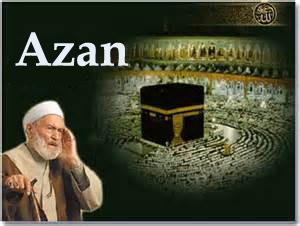 Azan by H.R. Mo\'azzen Zadeh