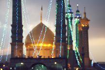 Holy Shrine of Lady Ma\'sumah