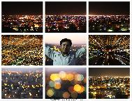 Me and city lights
