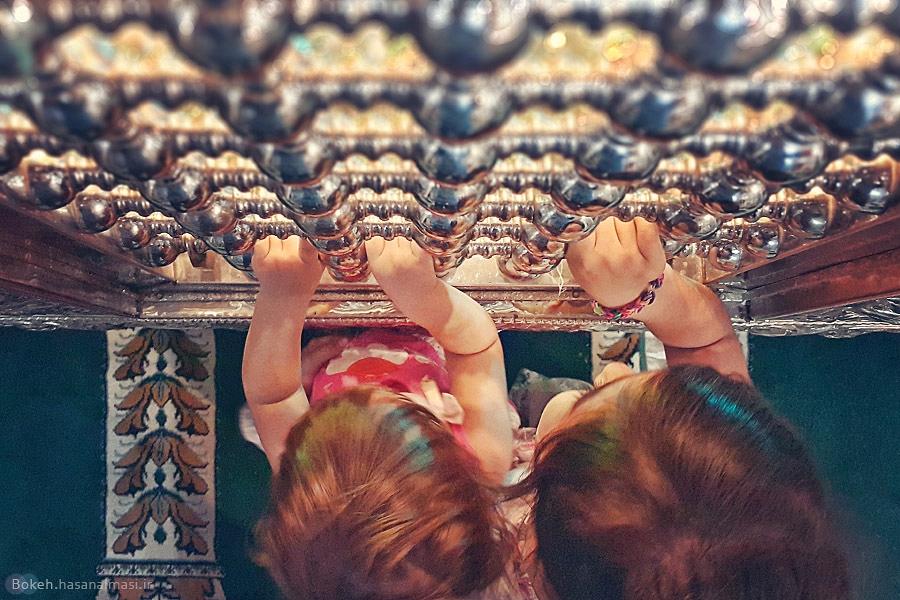 Angels praying